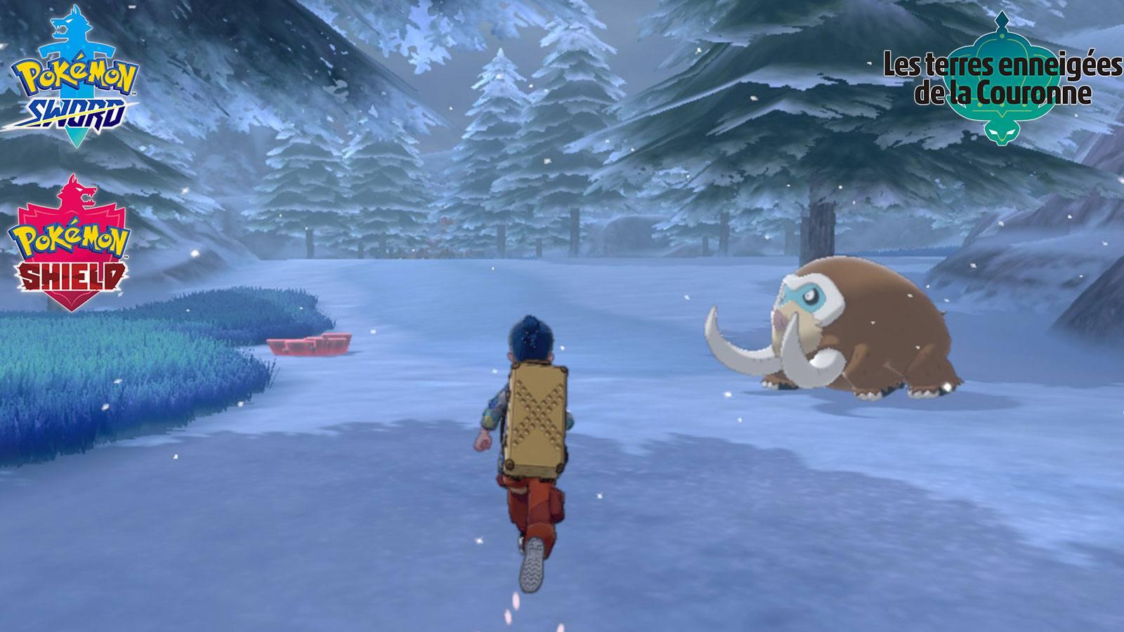 Pokémon Couronneige Mammochon