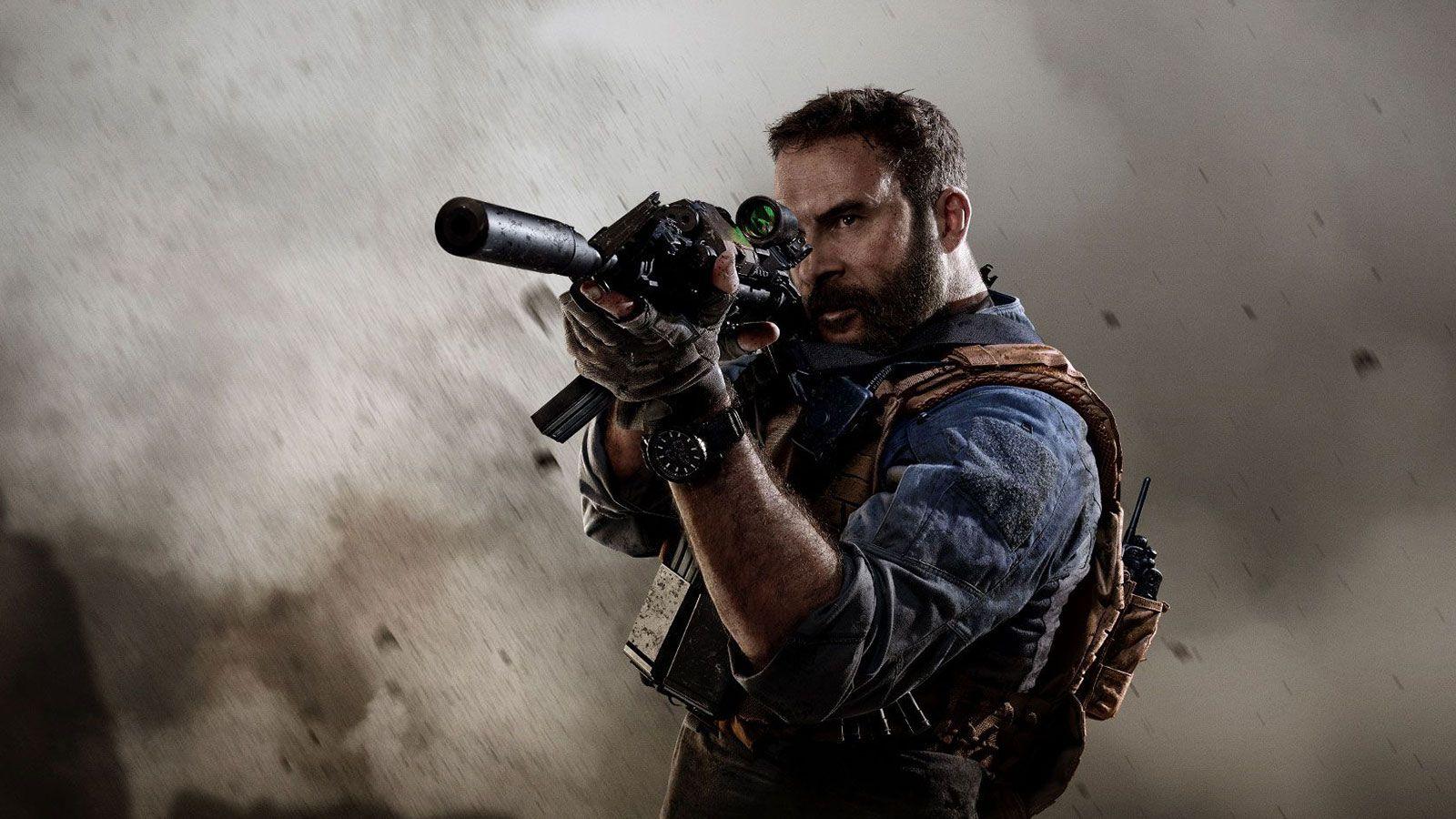 CoD Modern Warfare 2019 Infinity Ward Capitaine Price