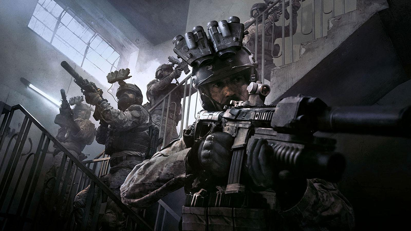CoD Modern Warfare Activision Infinity Ward