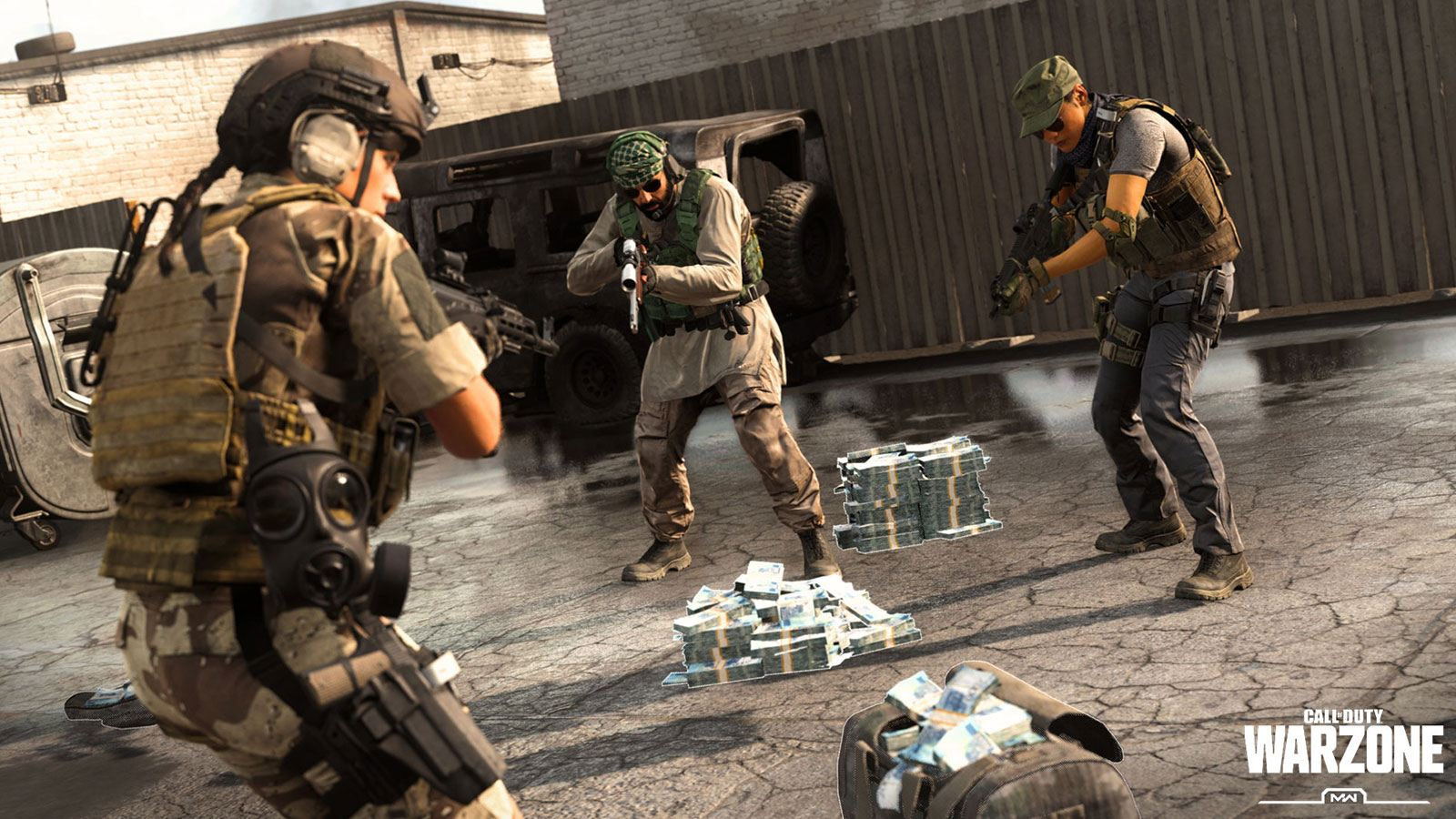 Warzone mode pillage Activision Infinity Ward