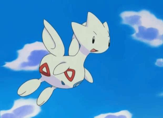 Pokémon dessin animé Togetic