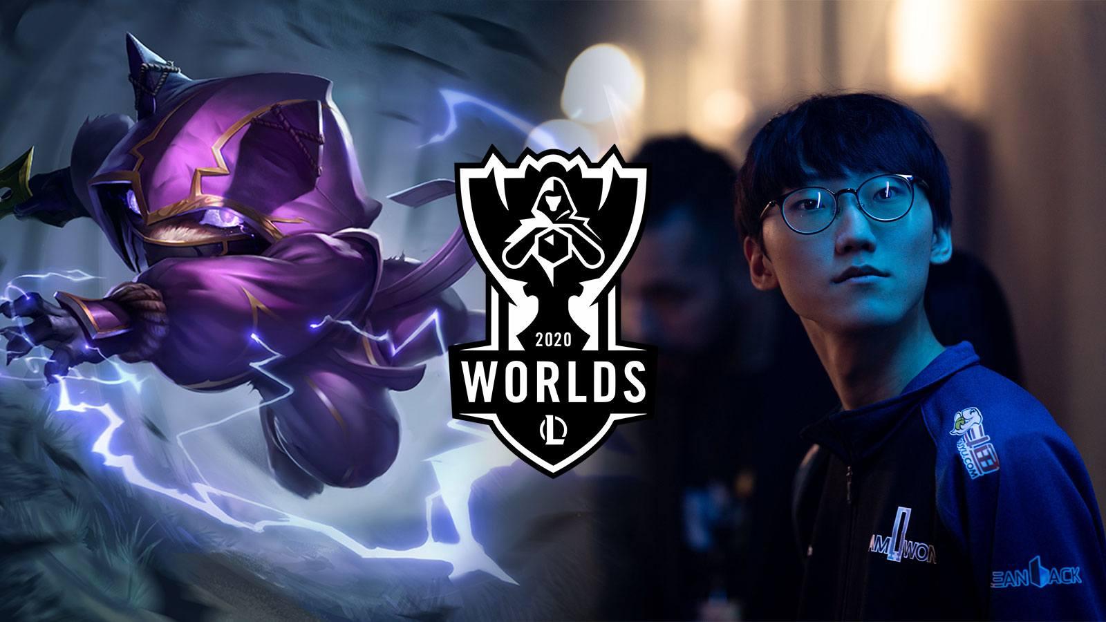 DWG Nuguri et Kennen des League of Legends