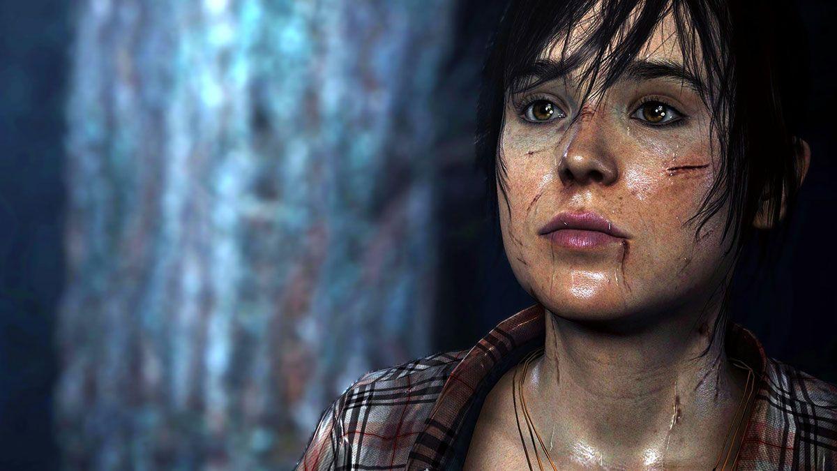 Ellen Page dans Beyond: Two Souls