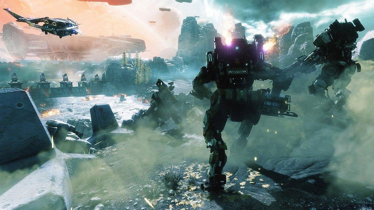 Screenshot de Titanfall