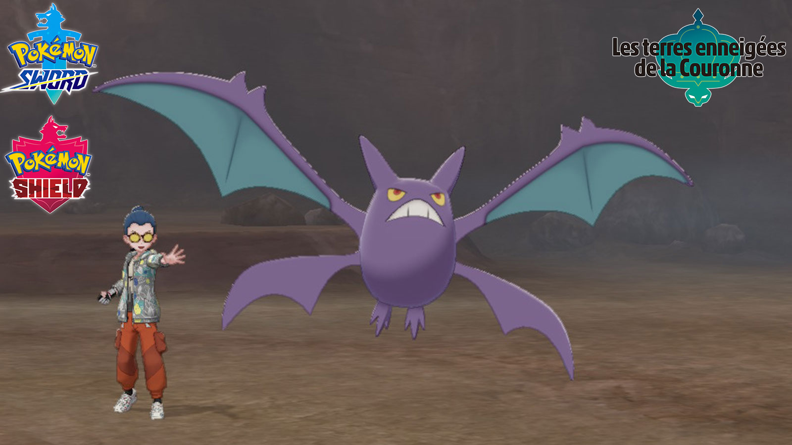 Pokémon Couronneige Nostenfer Game Freak