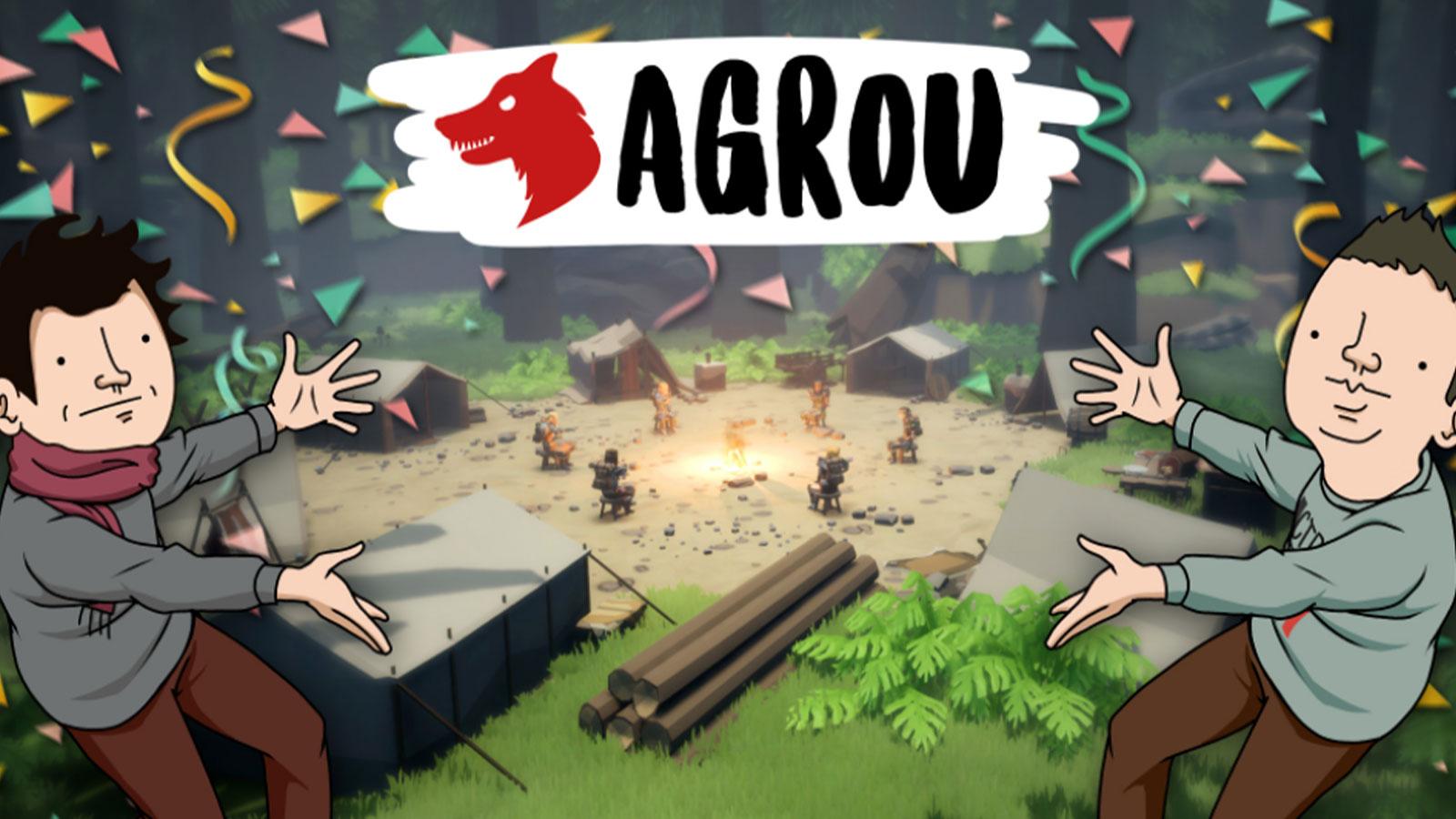 Le titre dévoilé par Laink et Terracid, Agrou, semble avoir fait des débuts remarqués