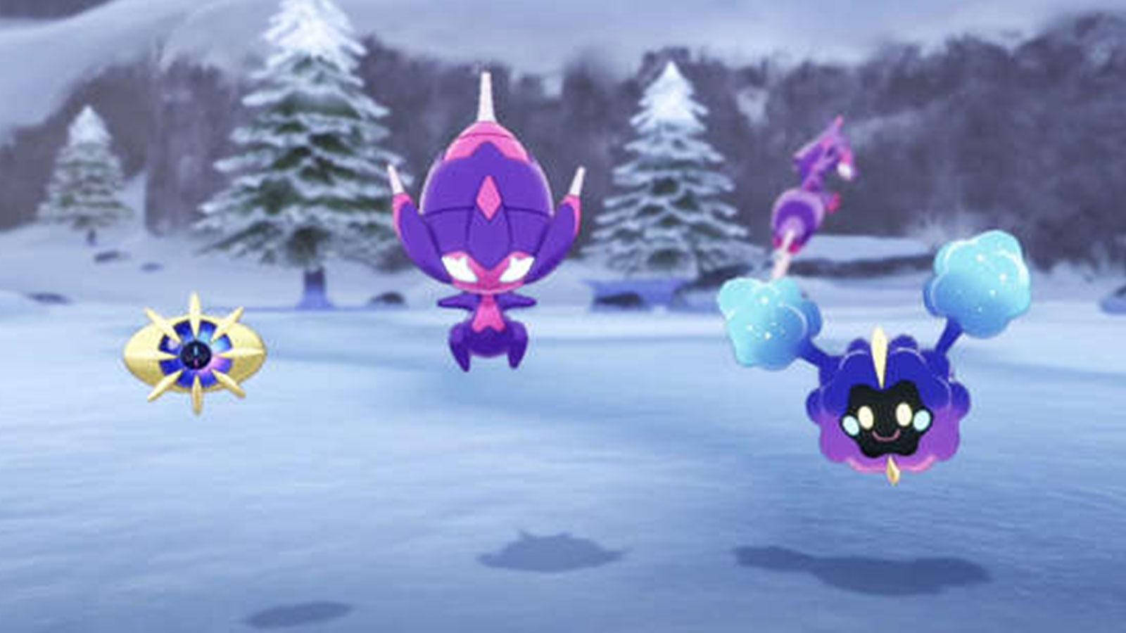 Cosmovum Cosmog Vémini Pokémon Epée Bouclier