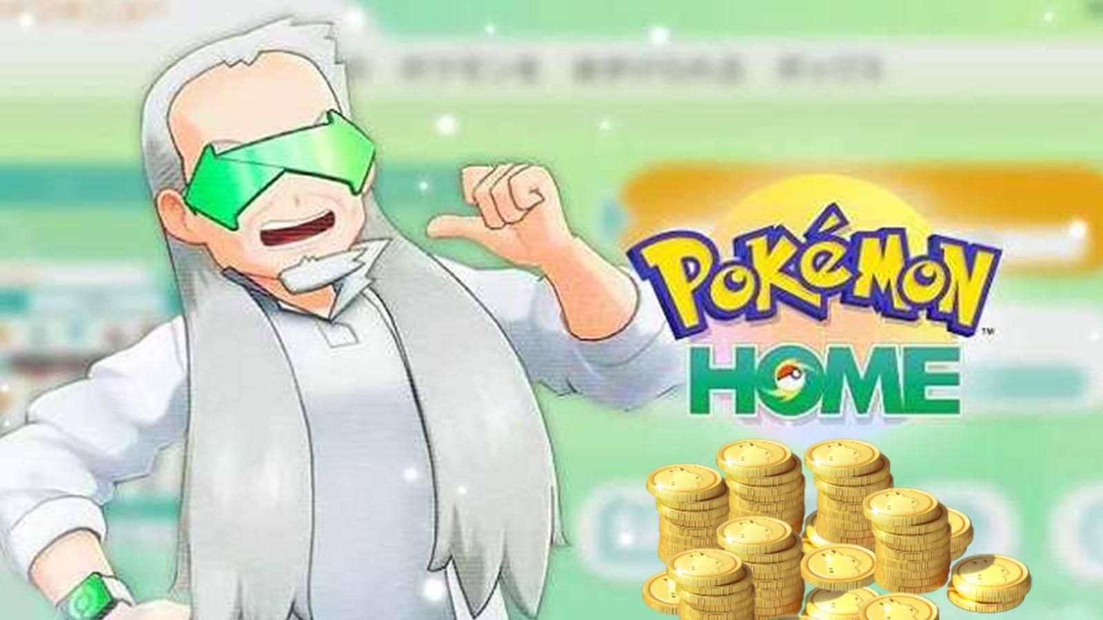 Pokemon HOME couverture poképîèces