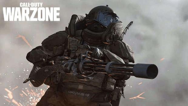 Call of Duty: Warzone Juggernaut