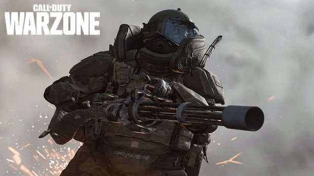 Call of Duty: Warzone Juggernaut