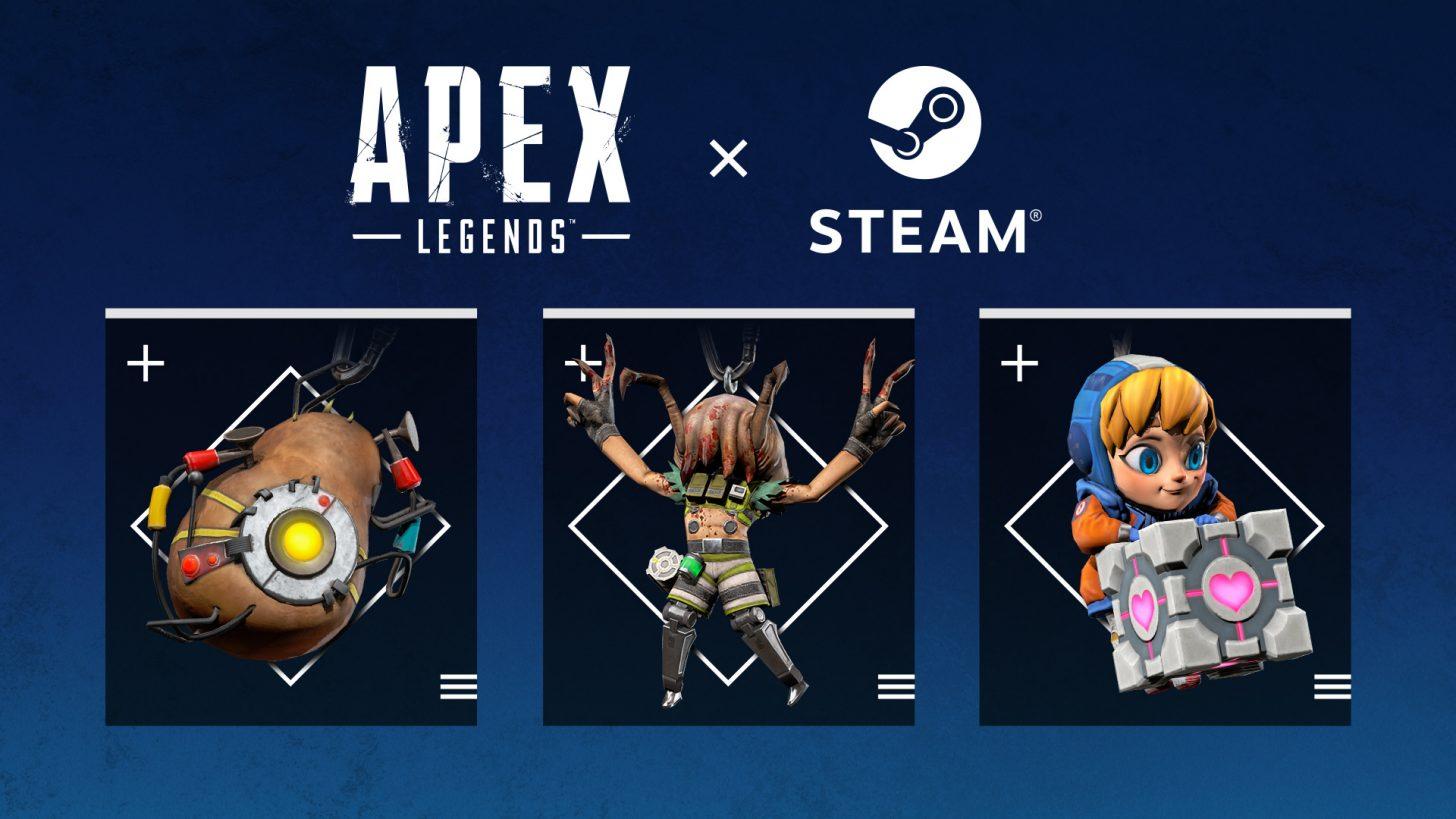 Apex arrive sur steam