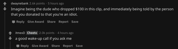 extrait discussion Reddit Tyler1