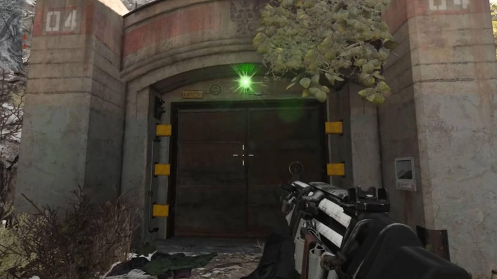 Bunker 4 Warzone