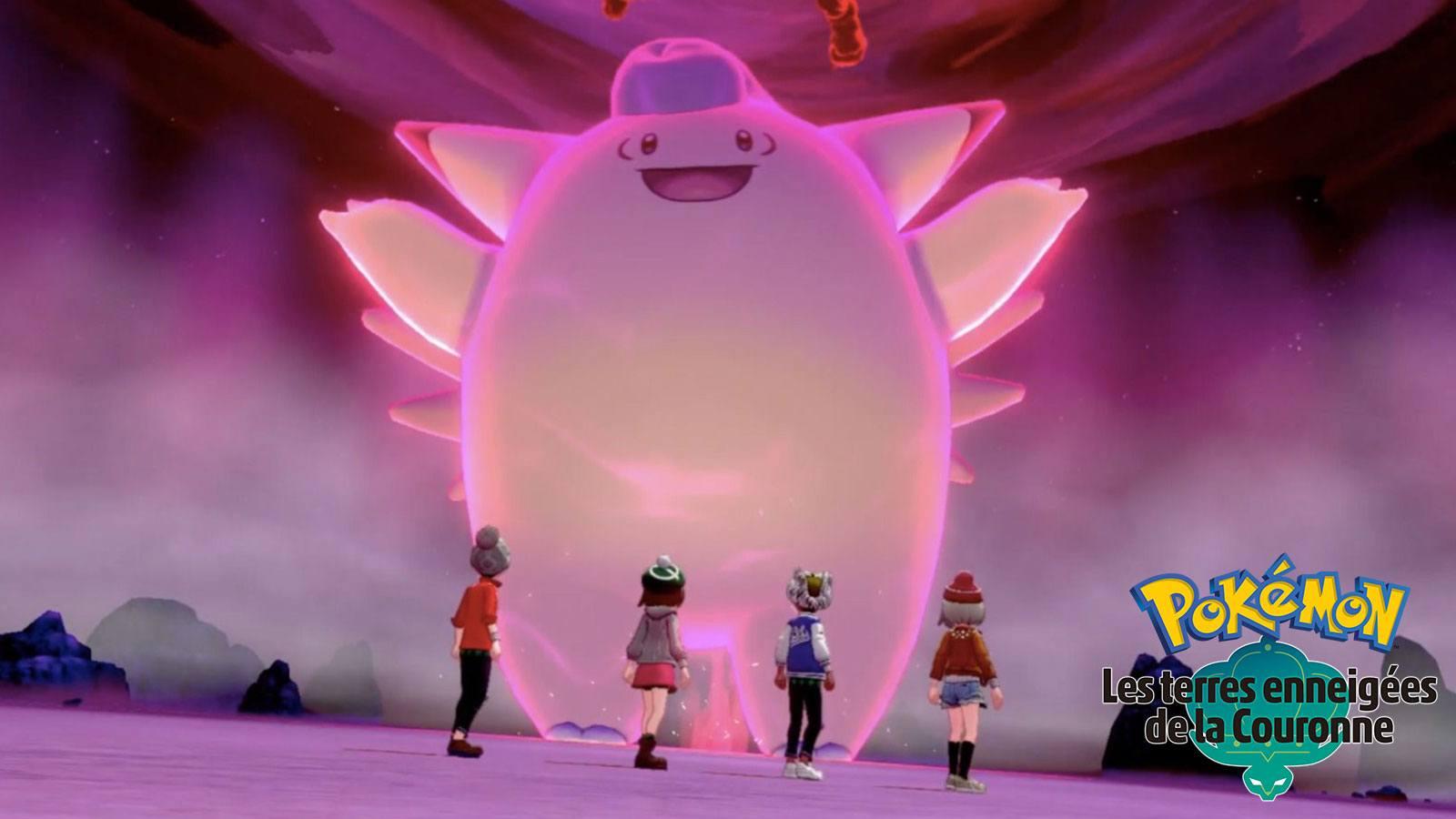 Les expéditions DYnamax dans Pokémon Épée et Bouclier