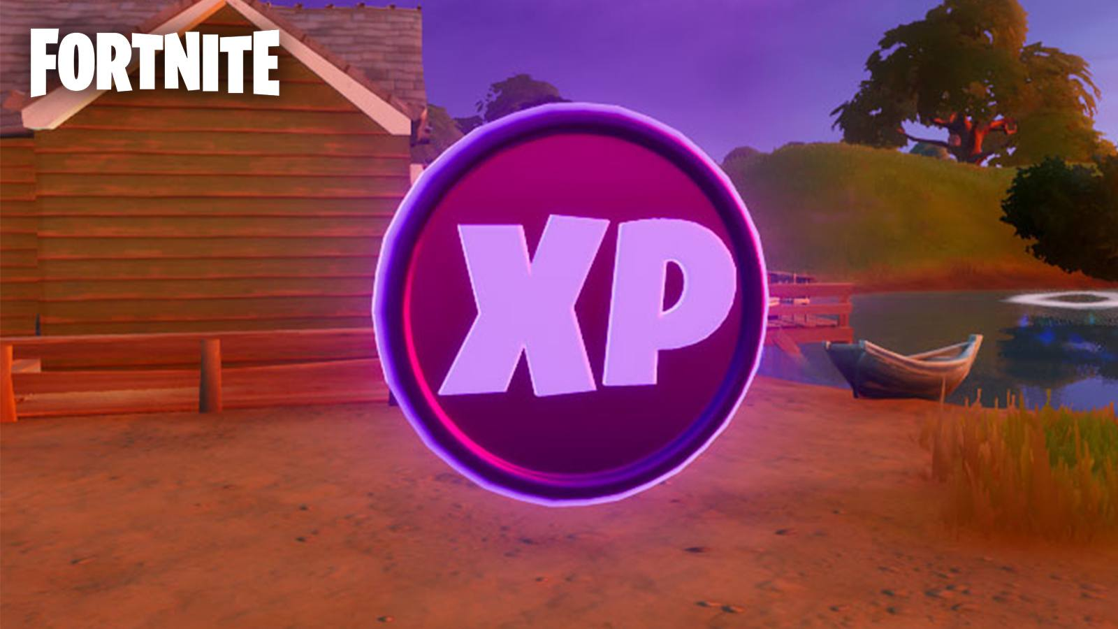 Emplacements des pièces d'XP violettes Fortnite saison 4