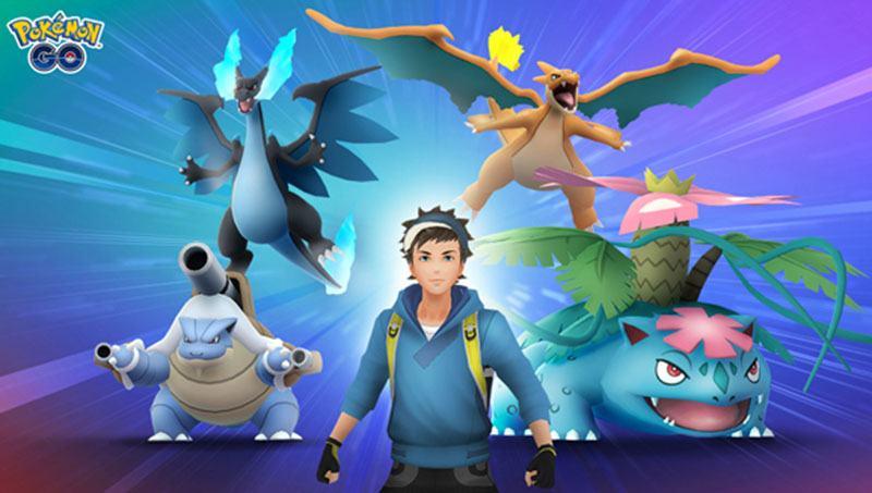Pokémon GO Méga-Évolution