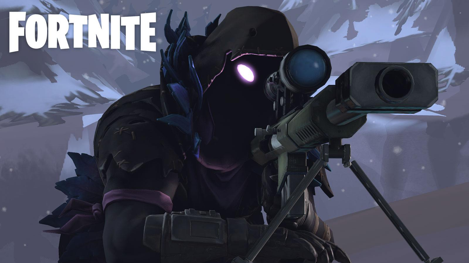 Fortnite sniper raven Epic Games