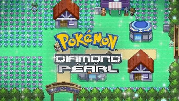 Pokémon diamant Perle Pokémon Company