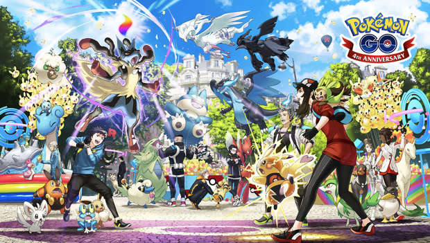 Pokémon Go Fest 2020 Niantic