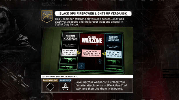 annonce Activision Warzone BOCW MW