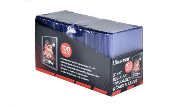 toploaders Ultra Pro