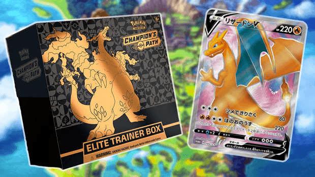 cartew Pokémon Champion path