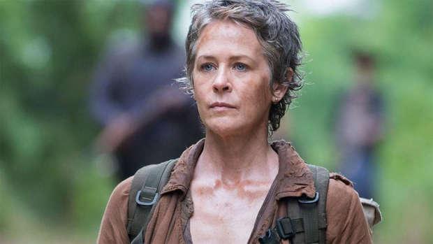 Carol est l'un des premiers personnages de la série