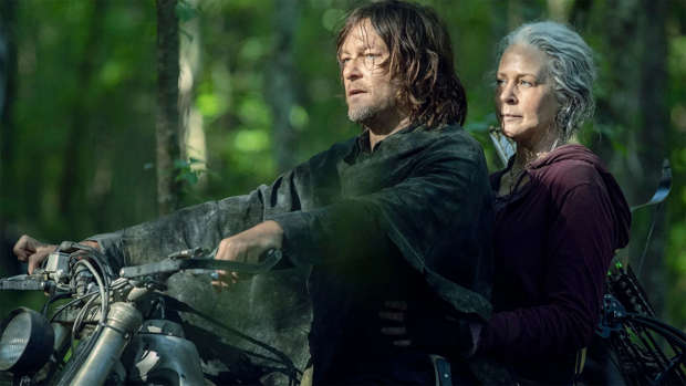 Daryl et Carol sont un tandem emblématique de Walking Dead