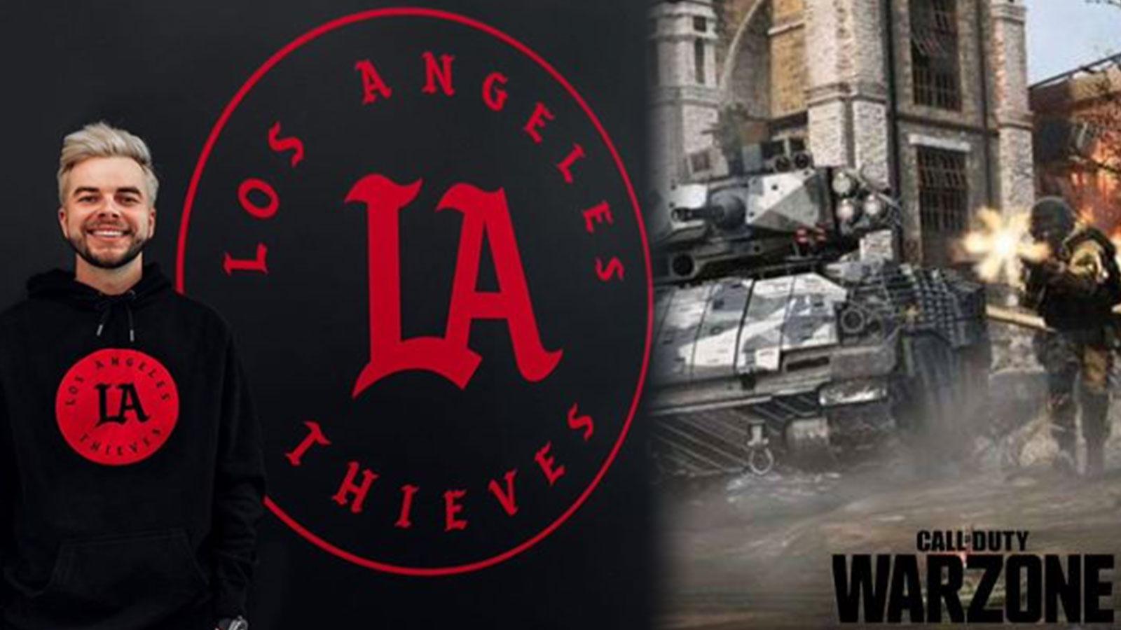 Nadeshot a confirmé l'arrivée d'une équipe LA Thieves