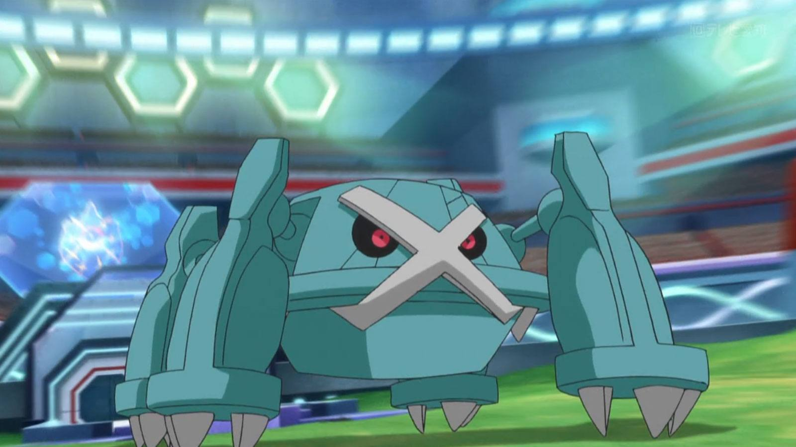 Pokémon dessin animé Métalosse