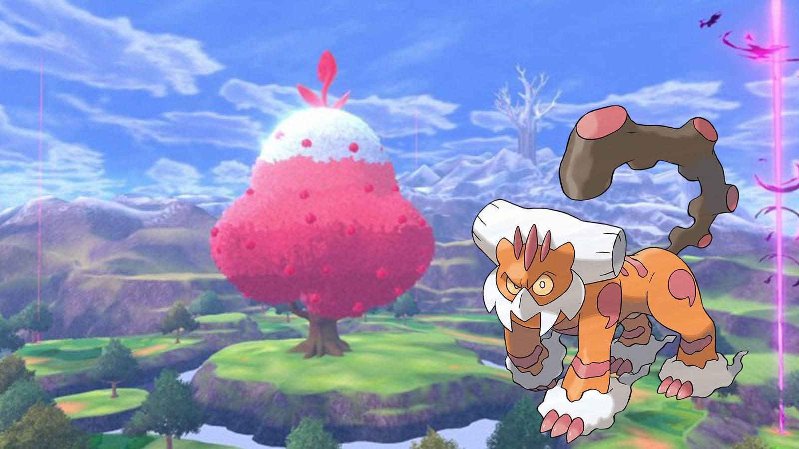 pokémon couronneige démétéros-totémique