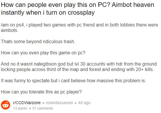 Les commentaires contre les tricheurs se multiplient sur Reddit