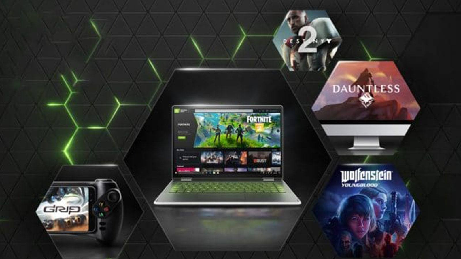 service GeForce Now Nvidia