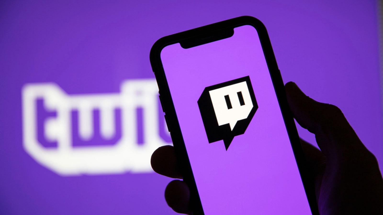 Twitch photo portable application