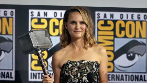 Natalie Portman sera à l'affiche de Thor : Love and Thunder