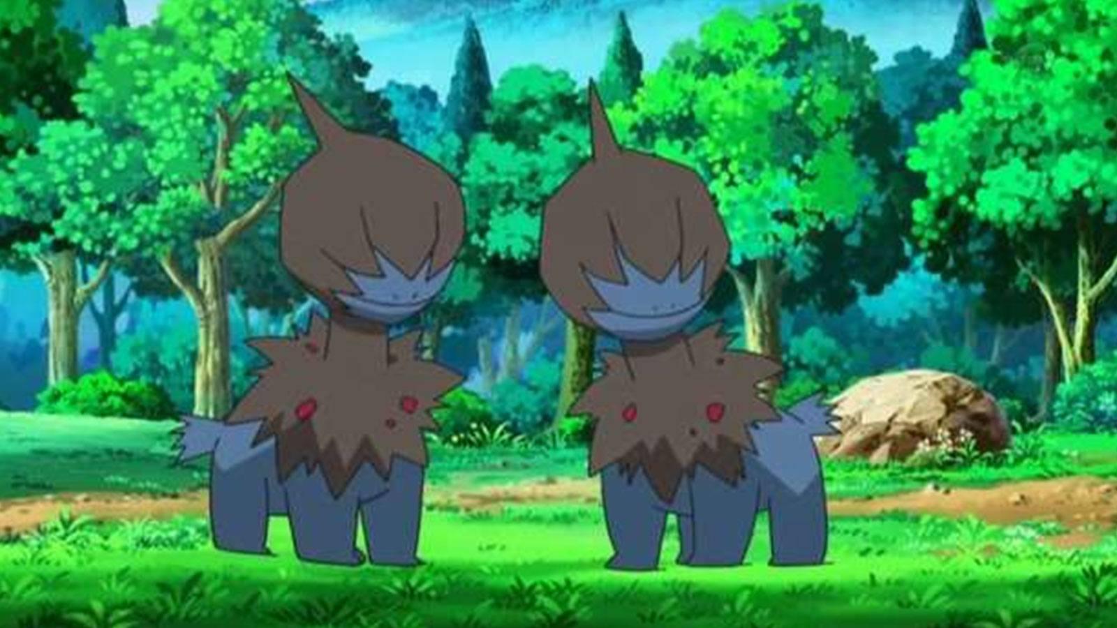 Pokémon dessin animé Solochi