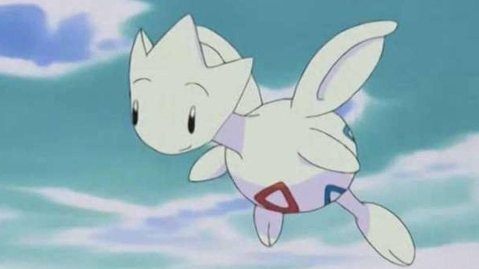 Pokémon Togetic dessin animé Pokemon Company