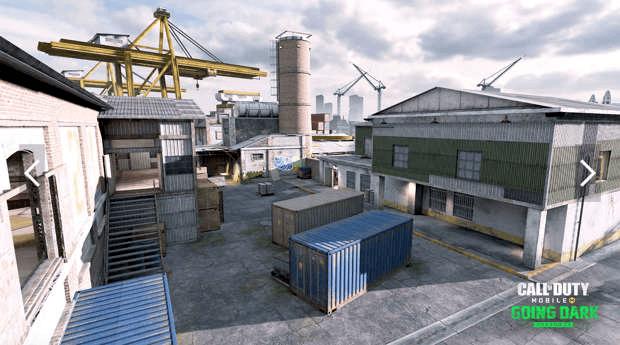 CoD Mobile Saison 12 Going Dark Activision Hackney Yard