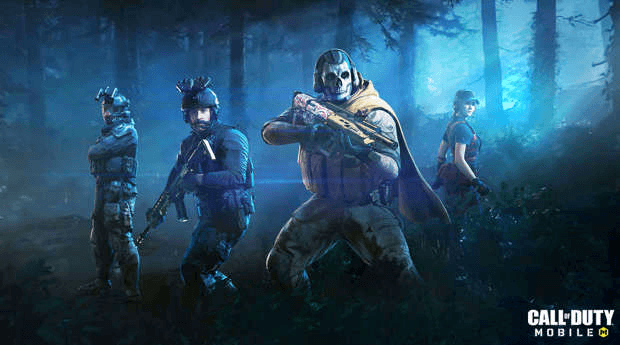 CoD Mobile Saison 12 Going Dark Activision Attack of the Undead