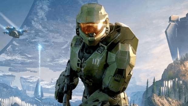 Halo Master Chief Microsoft