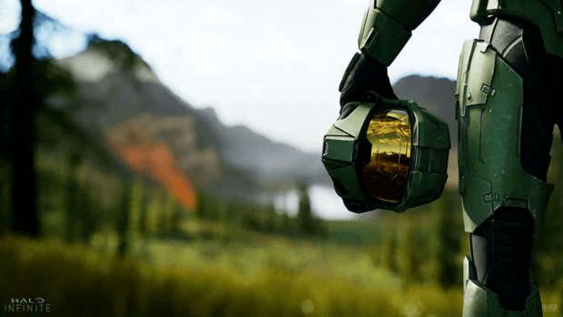 Halo Infinite Microsoft Master Chief