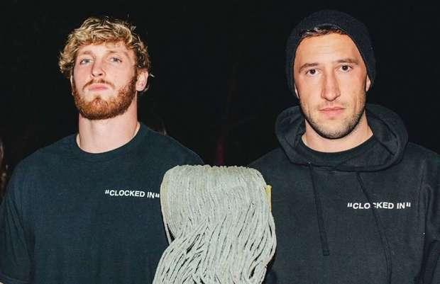 Logan Paul & Mike Majlak sont à la tête de l'émission Impaulsive