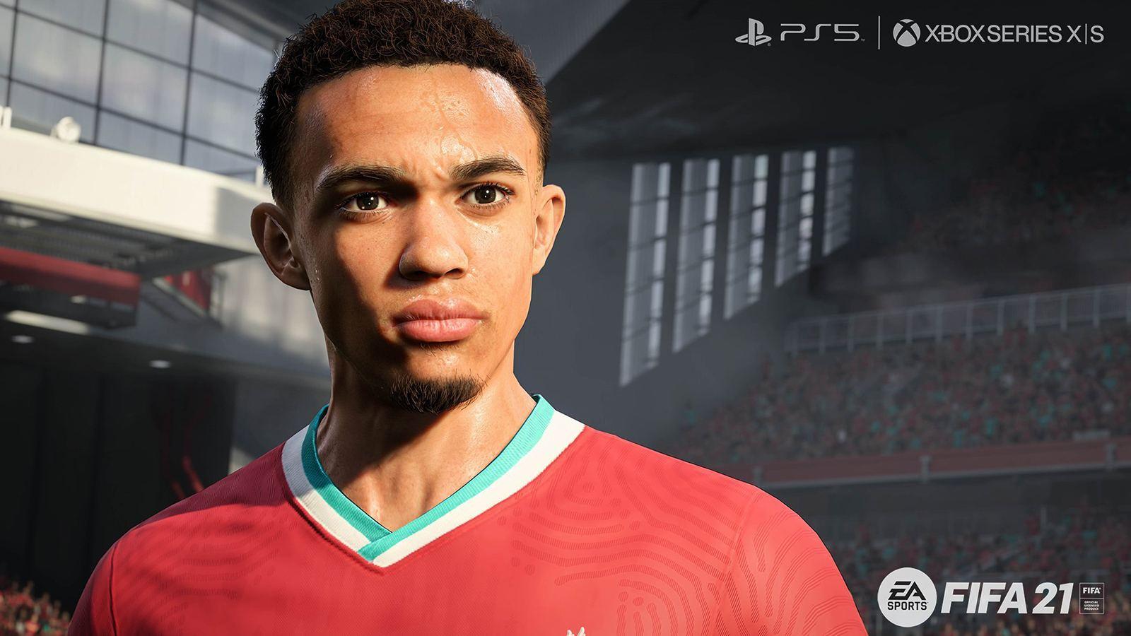 FIFA 21 sur Xbox Series X/S et PS5