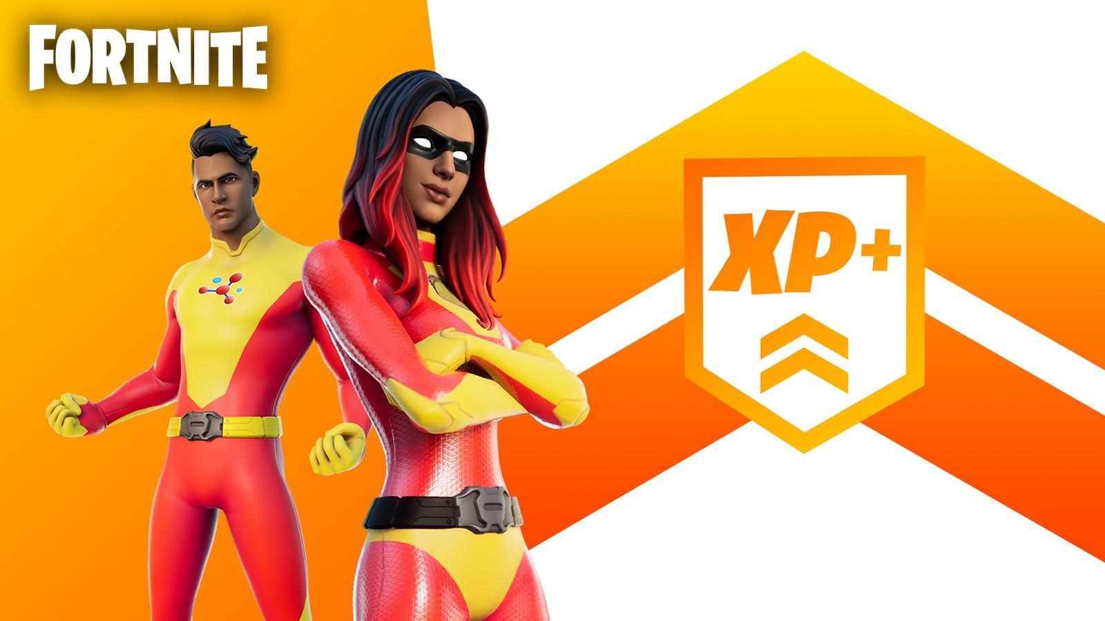 Défis Fortnite EXP à Gogo semaine 12 saison 4