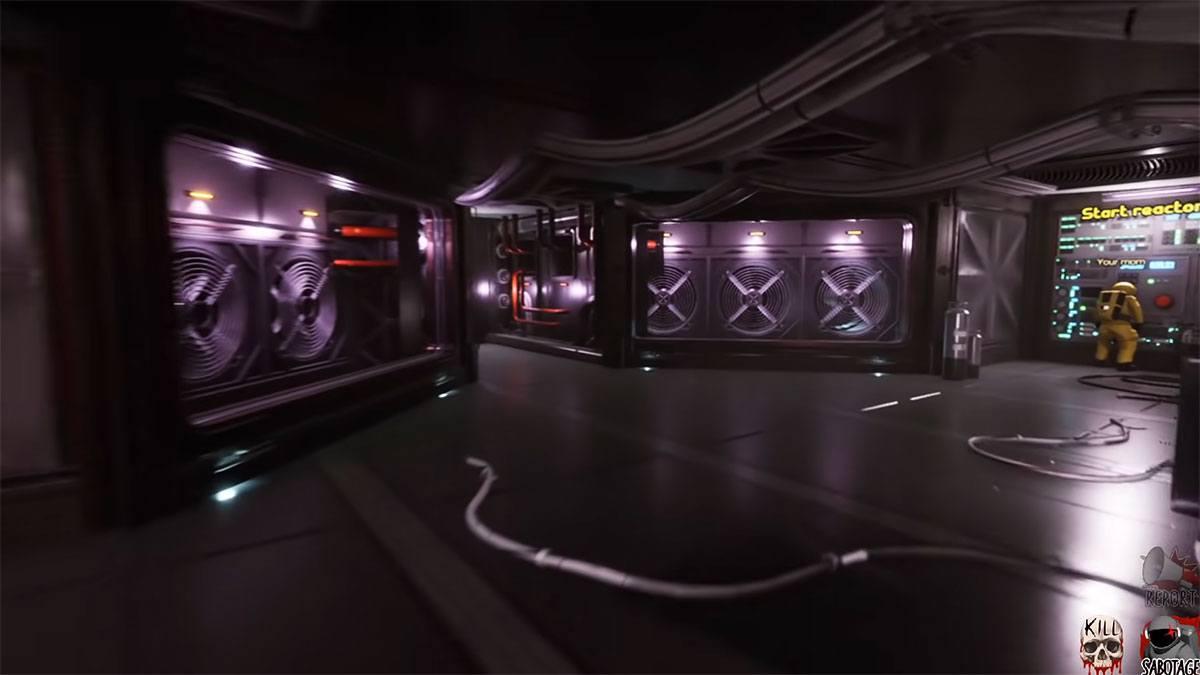 Gameplay d'Among Us 3D