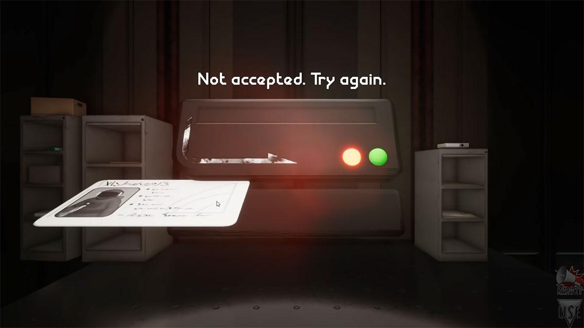 Tâche lecteur de carte dans Among Us 3D