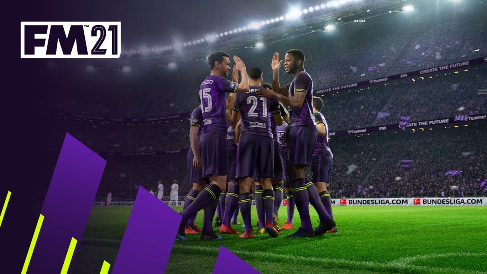 Visage des joueurs Football Manager 2021