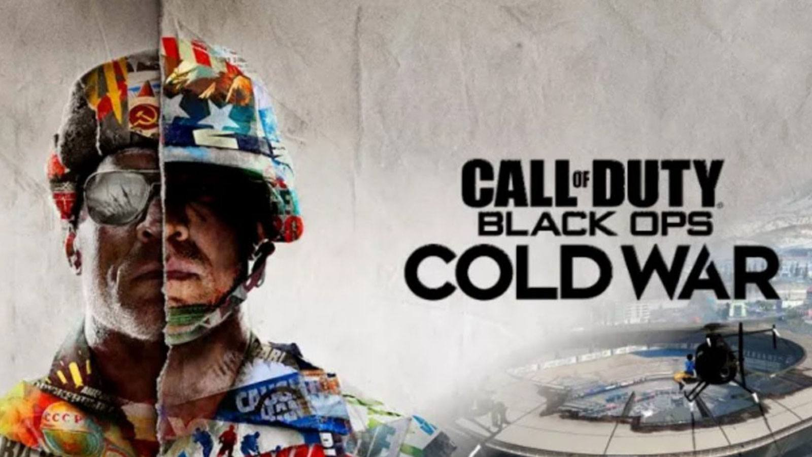 Black Ops Cold War couverture Treyarch Activision