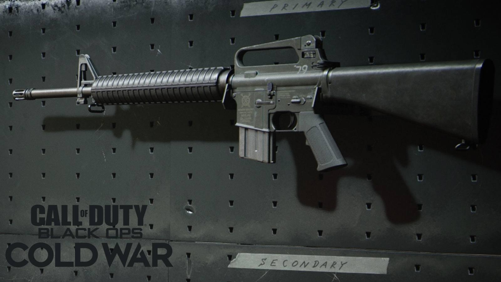 M16 BOCW Treyarch