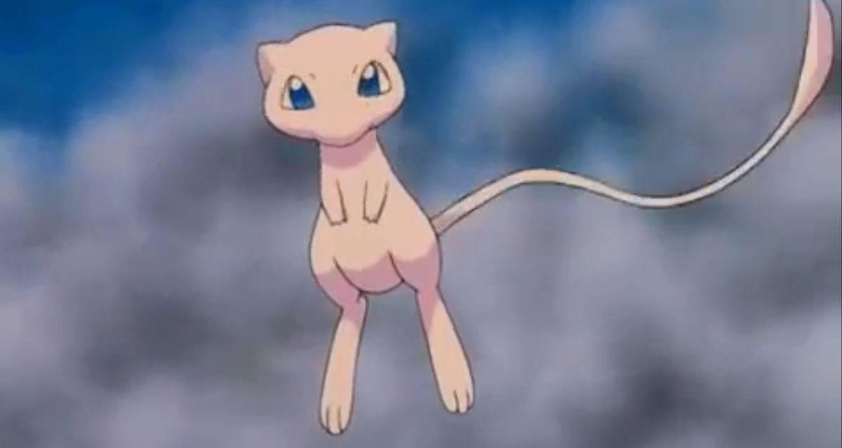 Mew dans Pokémon